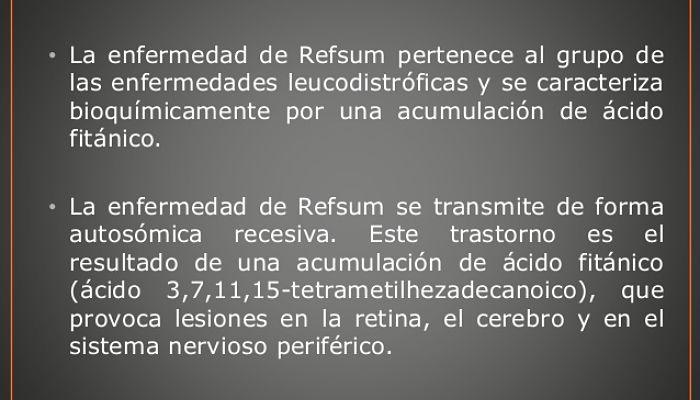 la Refsum